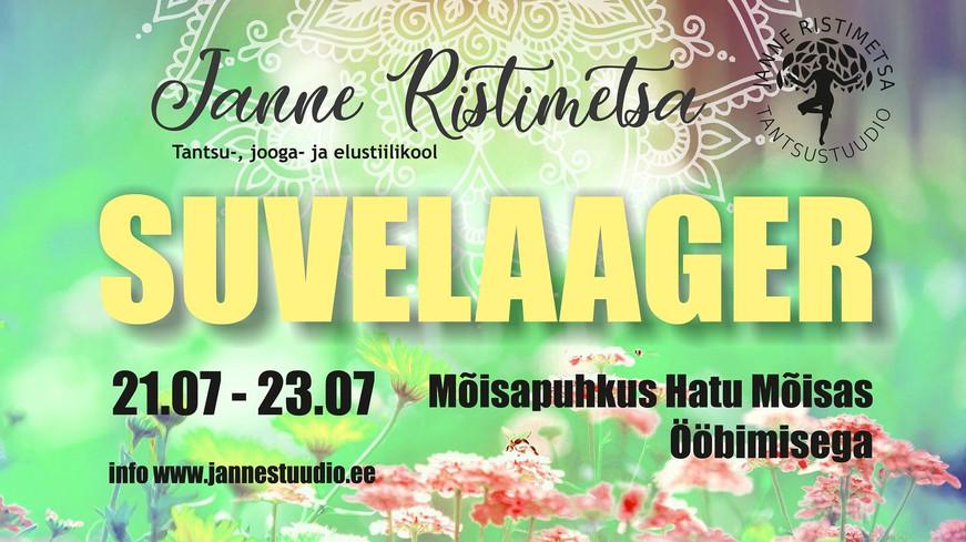Noortelaager  21.-23. juulil Hatu Mõisas