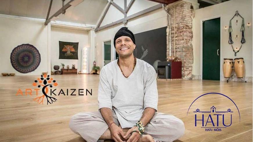 Tantsides õnnelikuks - Päev KAIZEN tantsu ja kundalini joogaga 13. juunil. 2021(uus kuupäev!)