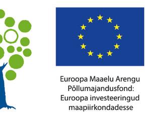 """Meie projekt """"Elujõuline kogukond II"""" sai toetust Lääne-Harju Koostöökogult ja PRIA-lt"""