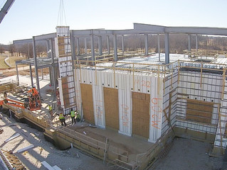 Performance Benefits of ICF Block Construction