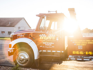 Why Choose Terry's Auto Wrecker Service?