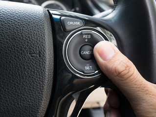 Auto Shop Tips: When and When Not to Use Cruise Control