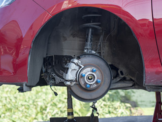 Auto Shop Advice: Signs You Need New Brakes