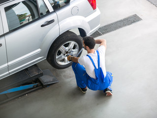 Our Auto Shop's Top Tips for Tire Maintenance