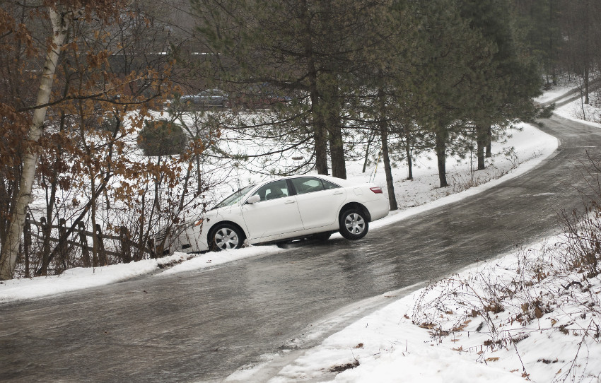 winter accident avoidance advice from an auto shop
