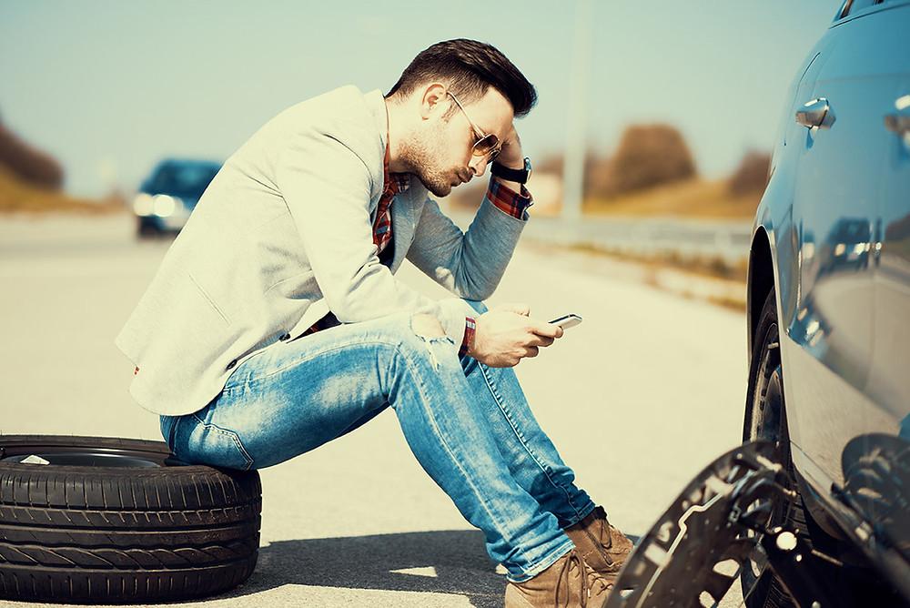 Avoid Flat Tire Repair