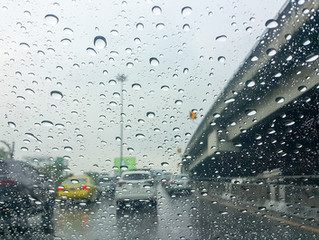 Auto Shop Advice: Driving Safely When it is Raining
