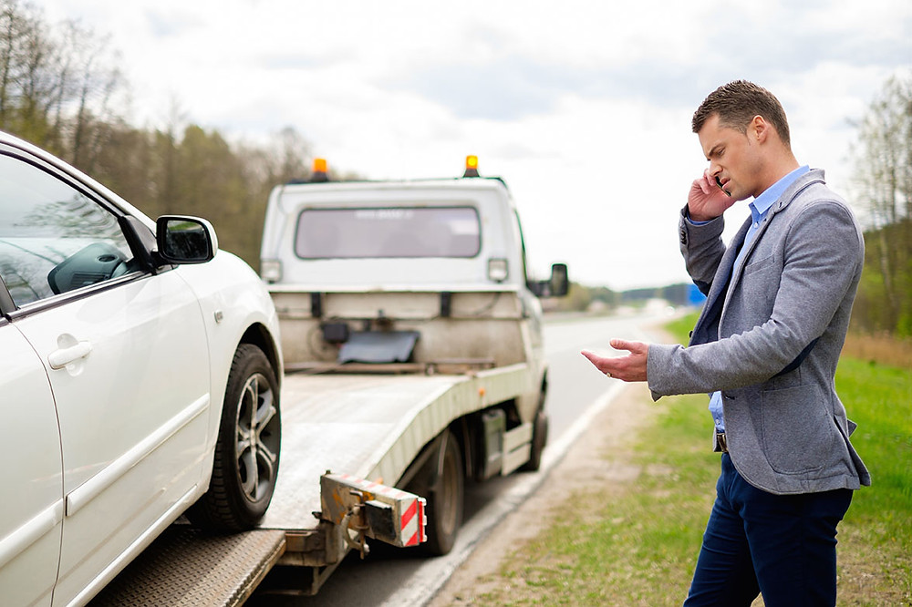 Don't Get Caught in a Car Towing Scam