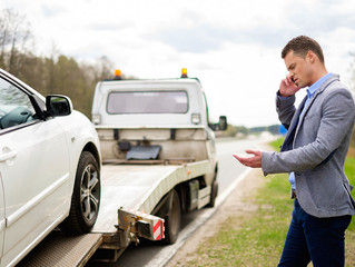 Common Signs of a Car Towing Scam