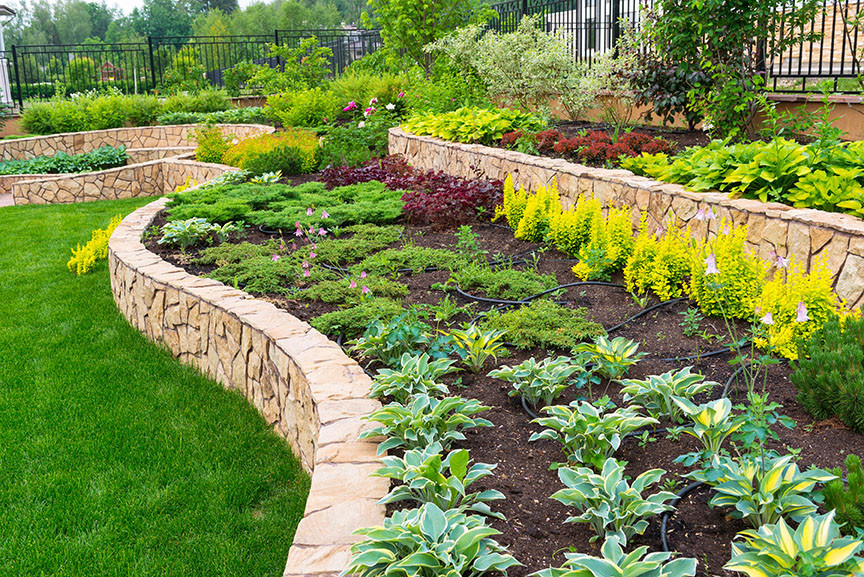 Eco-Friendly Home Eco Landscaping