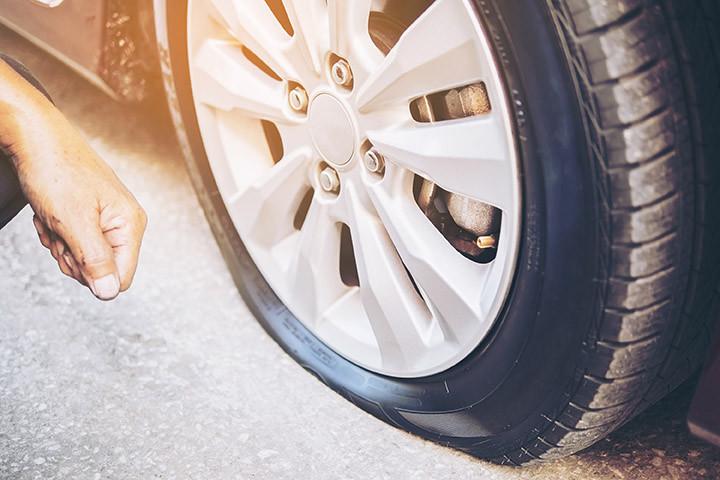 Flat Tire Repair Needs