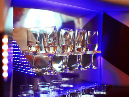 How to Create a Classy Bar for Your Custom Limo