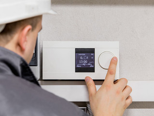 Smart HVAC Systems for Energy Efficient Homes