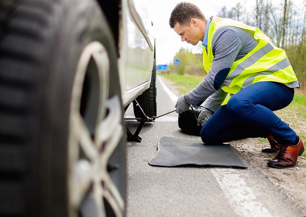 Roadside Assistance Info