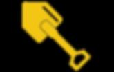 shovel animation