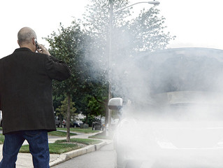 Tips From the Auto Shop: What Does It Mean If Your Engine is Smoking