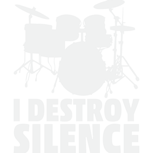 Drums Destroy Silence