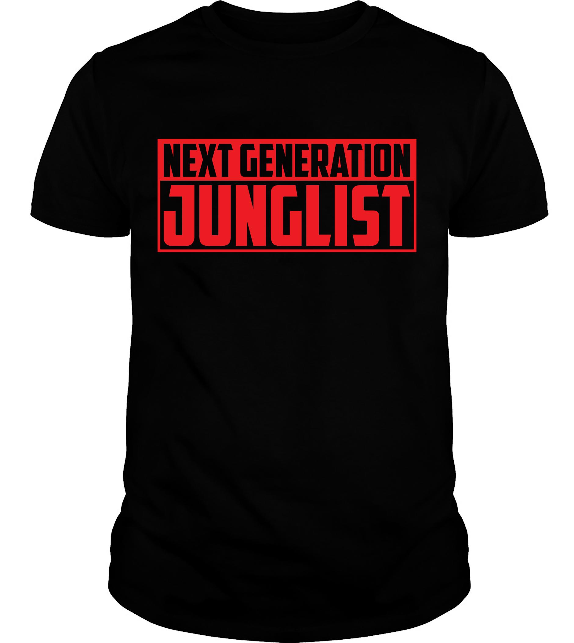 Next Generation Junglist T-SHIRT