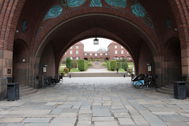 Picture of the KTH campus
