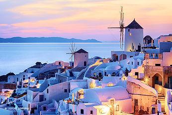 Découverte des Cyclades Classiques - Mykonos - Paros/Naxos - Santorin