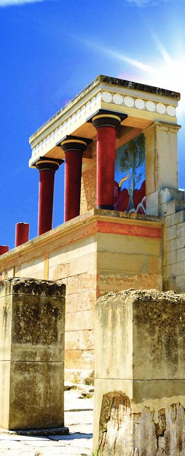 Voyages d'étude en Grèce - Crète, Héraklion, Knossos, Cretaquarium, Mallia, Ayios Nikolaos, Lassithi, Phaistos, Matala, Réthymnon, Chania