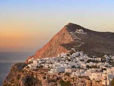 Les Cyclades Occidentales Milos - Kimolos - Sérifos - Sifnos - Folégandros - Ios  (à combiner avec Santorin ou Naxos)