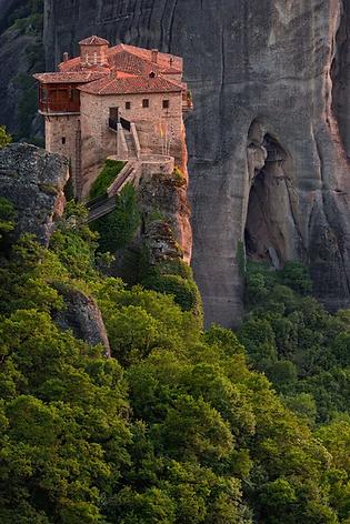 Tour Organisé Grèce Classique - Monastère des Météores