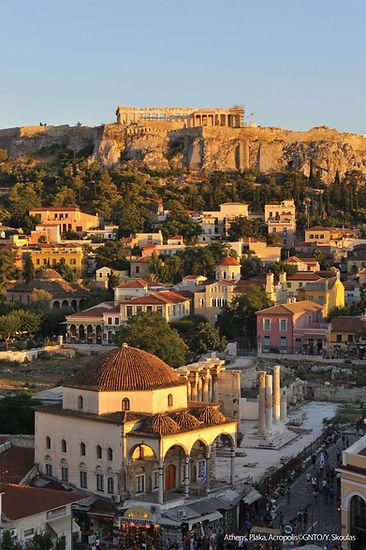 Voyages d'étude en Grèce - Athènes