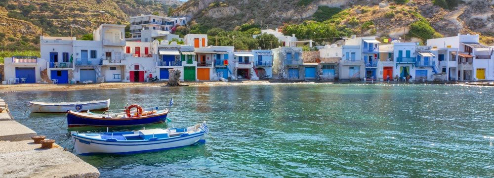 Les Cyclades Occidentales