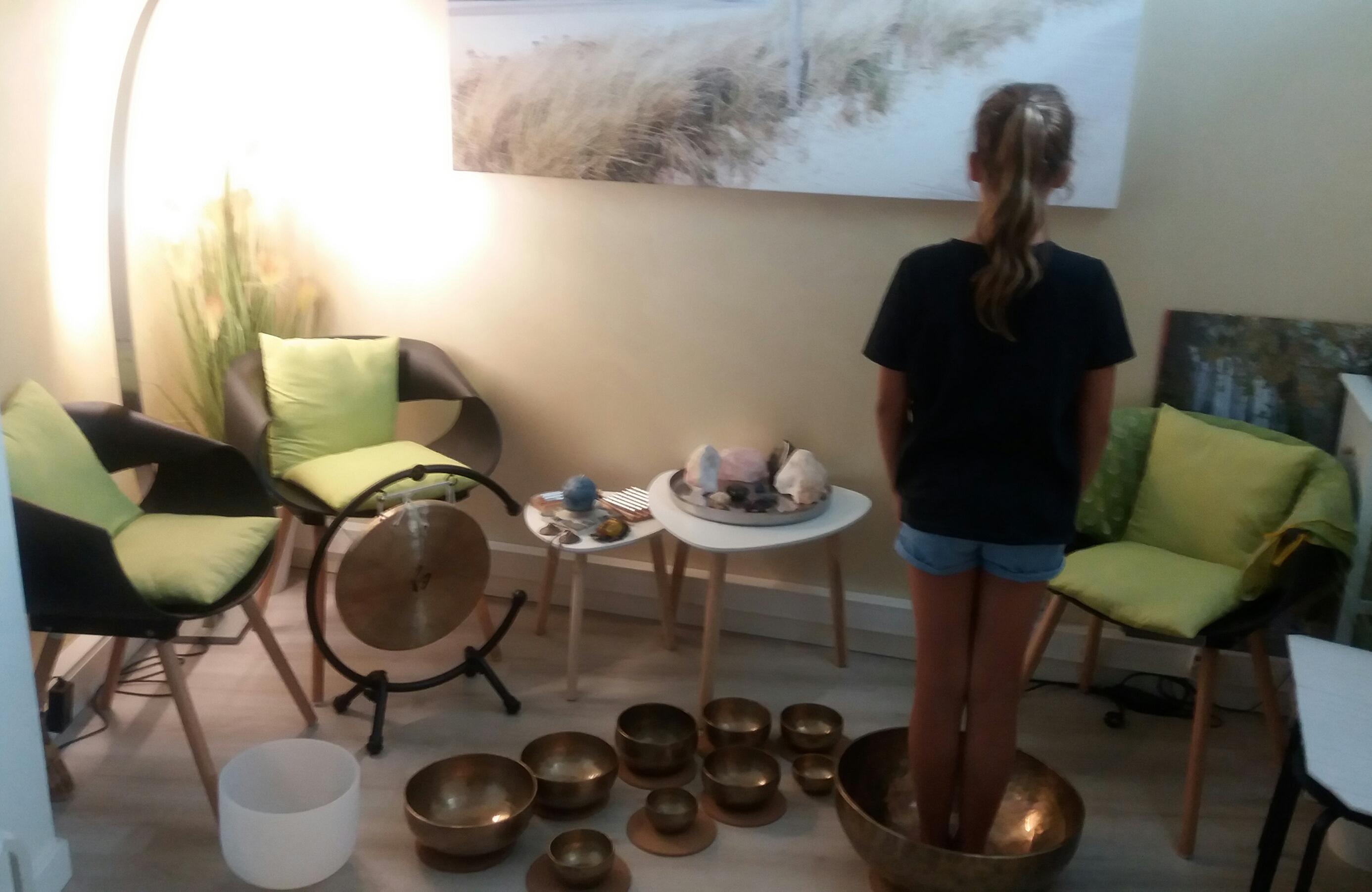 massage sonore adolescent