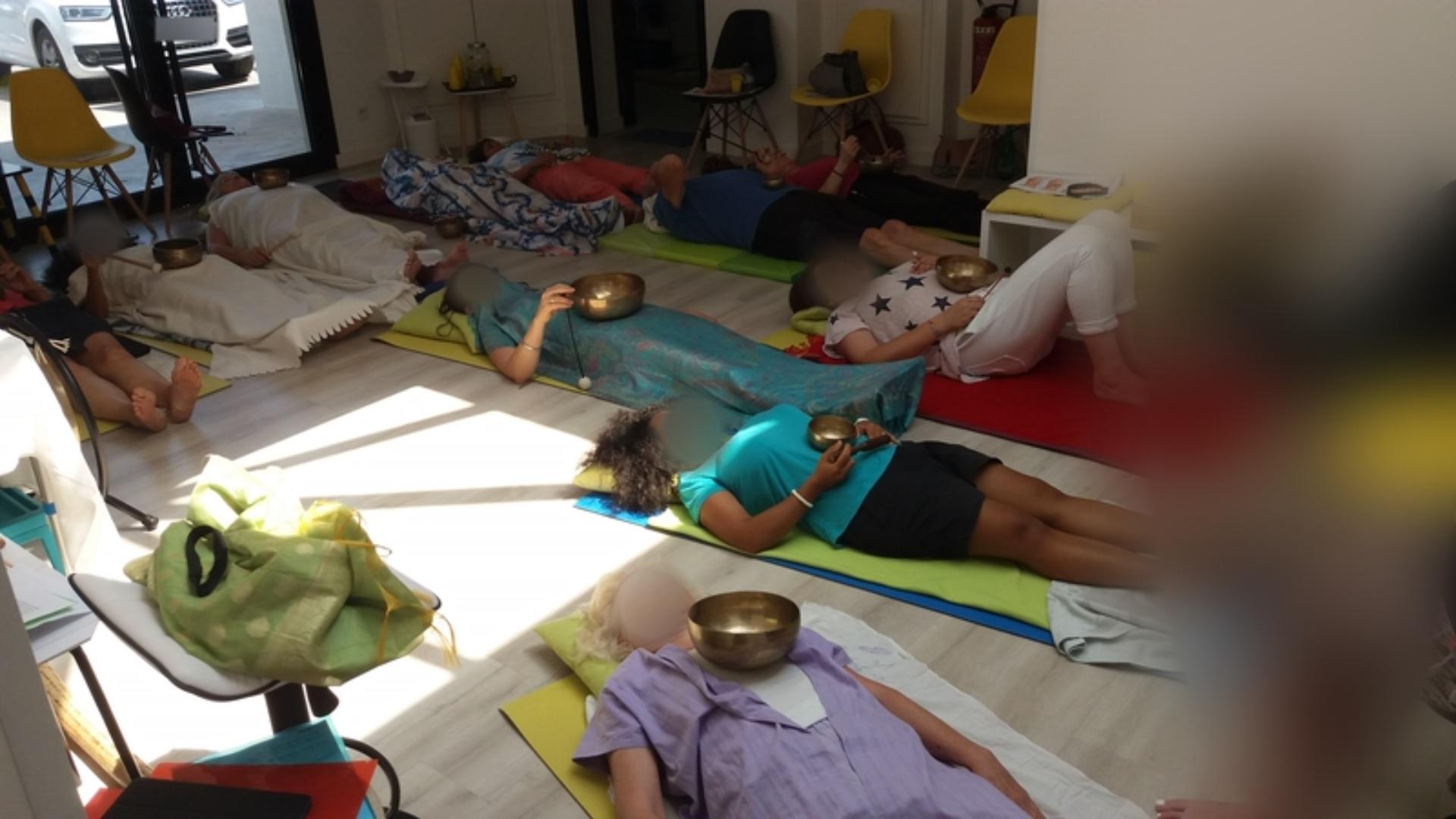 Groupe sonothérapie