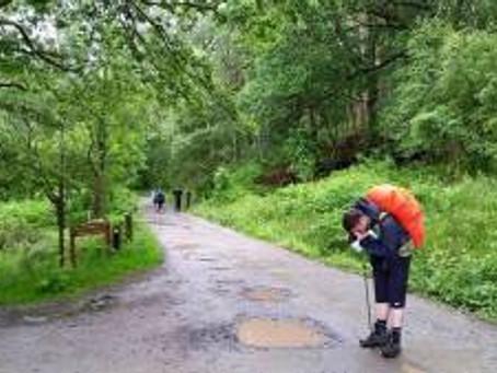 Walk for Wellbeing: Days 3, 4 & 5