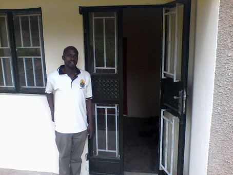 Health Centre project: a note of thanks