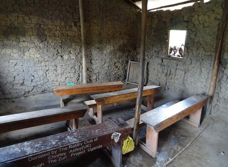 Kishunju Primary School: A story of Rebuilding