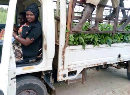 Funding a Coffee Plantation in Uganda