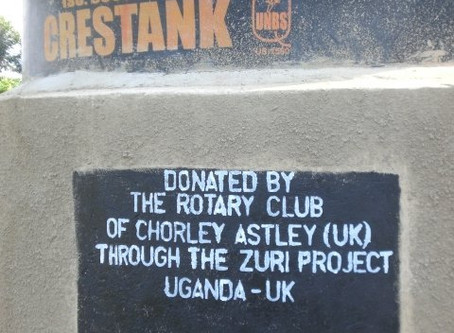 Collaborating with The Rotary Club