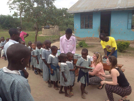 """""""Small but powerful:"""" Being part of #teamzuri in Uganda & the UK"""