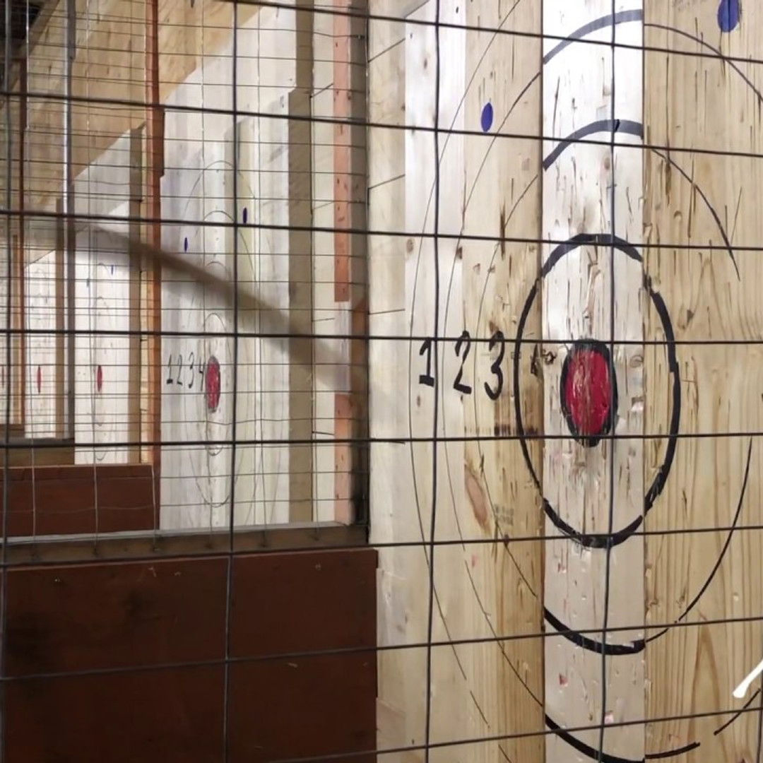Erie Axe Throwing