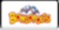 bowlopolis logo with pins
