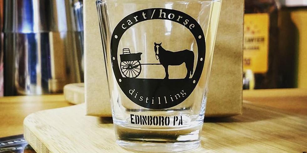 Cart & Horse Distilling Tasting