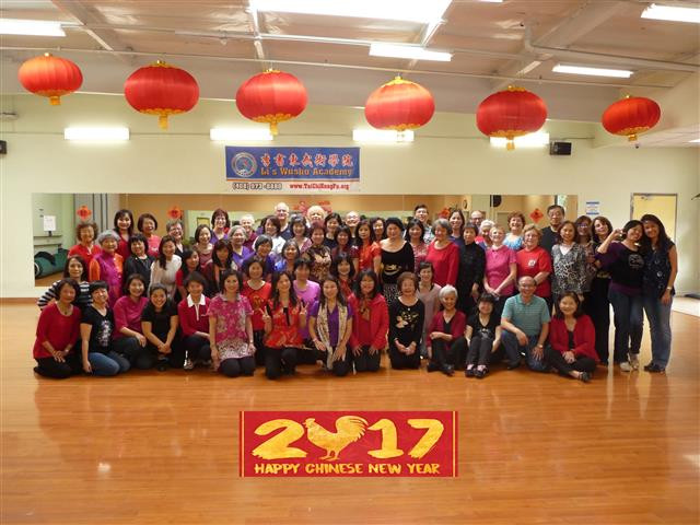 New Year Party- The Year of The Rooster!
