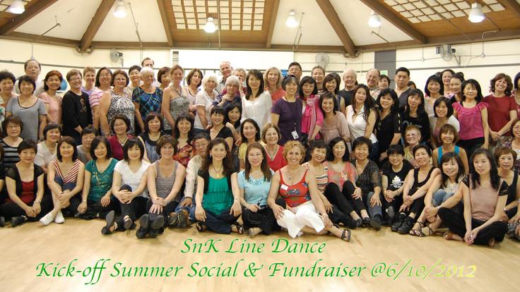 Kick-Off Summer Social & Fundraiser