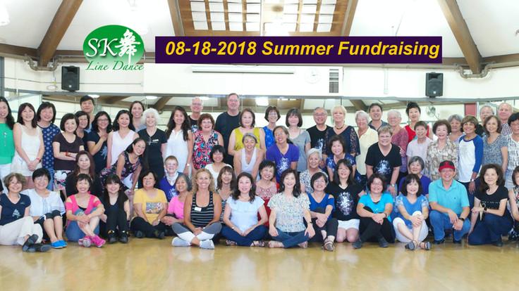 08-18-2018 Summer Fundraising