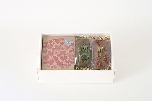 TB BOXとパウンドケーキ セット