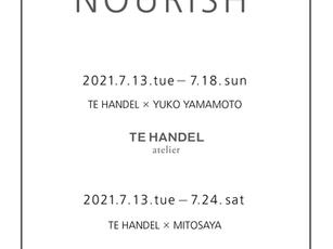YUKO YAMAMOTO & MITOSAYA 展 「 NOURISH 」