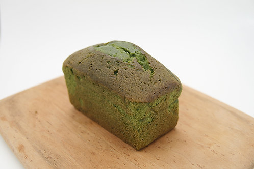 抹茶 pound cakeホール