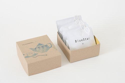 "Tea Bag Box ""Blue"""