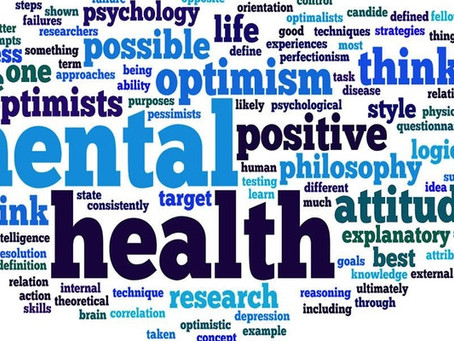 What is mental health all about?