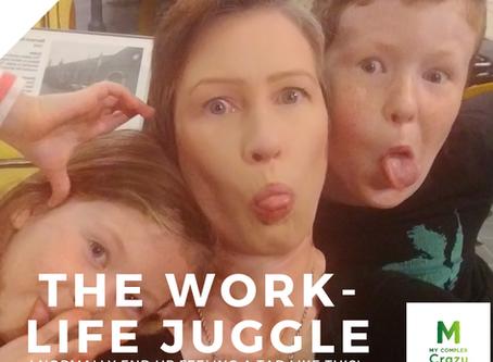 The Work-Life-Health Juggle