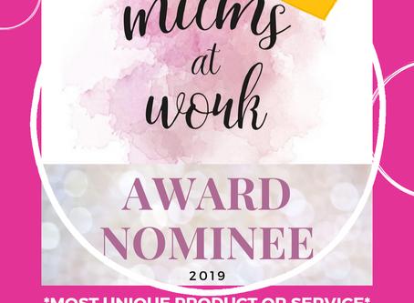 MAW 2019 Award Nominee!